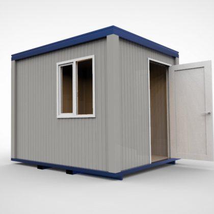3 meter modulaire unit